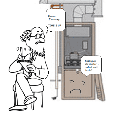 Furnace comic
